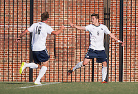 Washington, DC - September 23, 2015:  Georgetown defeated Maryland 2-1 during their match at Shaw Field