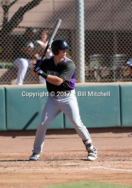 Daniel Jipping - 2017 AIL Rockies (Bill Mitchell)