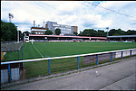 Recreation Ground, home of Aldershot FC. Photo by Tony Davis