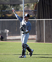 Ian Moller participates in the 2020 MLB Dream Series on January 17-20, 2020 at the Los Angeles Angels training complex in Tempe, Arizona (Bill Mitchell)