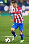 """Atletico de Madrid's Fernando Torres during the match of """"Copa del Rey"""" between Atletico de Madrid and Gijuelo CF at Vicente Calderon Stadium in Madrid, Spain. december 20, 2016. (ALTERPHOTOS/Rodrigo Jimenez)"""