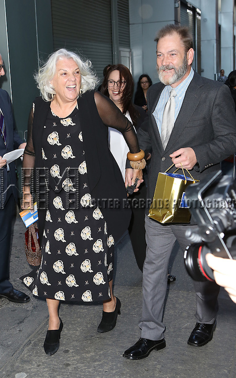 Tyne Daly attends the Broadway Opening Night Performance of 'The Curious Incident of the Dog in the Night-Time'  at the Barrymore Theatre on October 5, 2014 in New York City.