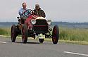04/06/05 - CIRCUIT HISTORIQUE - PUY DE DOME - FRANCE - Commemoration officielle du Centenaire de la Course GORDON BENNETT. NAZZARO CORSA de 1913 - Photo Jerome CHABANNE