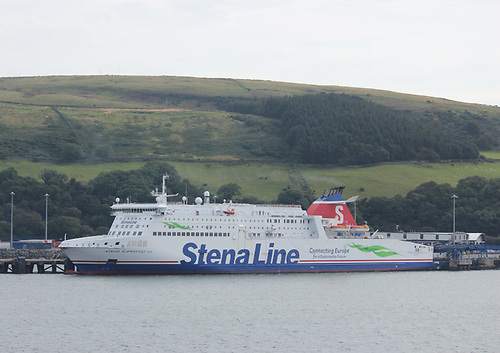 Emergency Response to Engine Room Fire on Belfast Lough Ferry