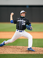 IMG Academy Ascenders Black Nolan Juvers (38) during the IMG National Classic on March 29, 2021 at IMG Academy in Bradenton, Florida.  (Mike Janes/Four Seam Images)