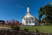Old Koloa Church on Kaua'i.