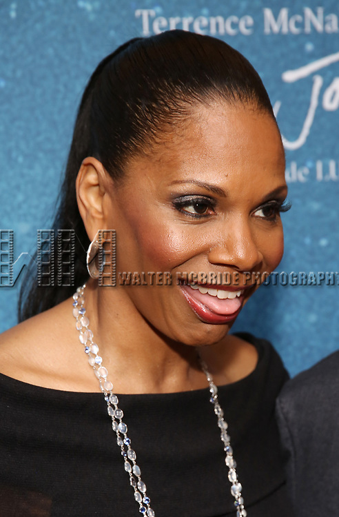 "Audra McDonald during the Opening Night After Party for ""Frankie and Johnny in the Clair de Lune"" at the Brasserie 8 1/2 on May 29, 2019  in New York City."