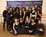 """The cast attend the Meet & Greet for """"Summer: The Donna Summer Musical"""" on March 8, 2018 at the New 42nd Street Studios,  in New York City."""