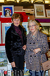 Marie Lenihan and Josephine McCarthy at the Killarney Rotary club Wine and ARt evening in the Great Southern Hotel