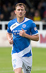 St Johnstone FC Season 2016-17<br />