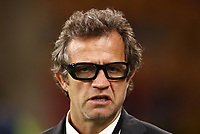 17th July 2021; Brisbane, Australia;  French Coach Fabien Galthié looks on during the Australia versus France, 3rd Rugby Test at Suncorp Stadium, Brisbane, Australia on Saturday 17th July 2021.