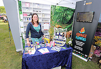 Pictured: Caroline Matthews of Caz Aroma Saturday 13 August 2016<br />
