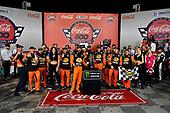 #19: Martin Truex Jr., Joe Gibbs Racing, Toyota Camry Bass Pro Shops / TRACKER ATVs & Boats / USO wins