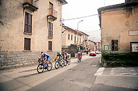 breakaway group<br /> <br /> 113th Il Lombardia 2019 (1.UWT)<br /> 1 day race from Bergamo to Como (ITA/243km)<br /> <br /> ©kramon