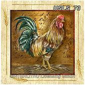 Lori, STILL LIFE STILLEBEN, NATURALEZA MORTA, paintings+++++8-Rooster1,USLS73,#i#, EVERYDAY