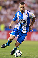 Deportivo de la Coruna's Guilherme Dos Santos during La Liga match. August 20,2017.  *** Local Caption *** © pixathlon +++ tel. +49 - (040) - 22 63 02 60 - mail: info@pixathlon.de