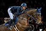 Riders in action during the Laiterie De Montaigu Trophy as part of the Longines Hong Kong Masters on 14 February 2015, at the Asia World Expo, outskirts Hong Kong, China. Photo by Victor Fraile / Power Sport Images