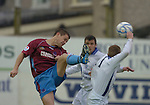 19th May, 2006 Eircom League Soccer - Drogheda United v Waterford United at O2 park, Drogheda..Shane Robinsonin action for Drogheda United..Photo:Barry Cronin/Newsfile.