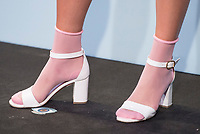 Shoes detail of Kimberley Tell attends to the photocall of Kenzo Summer Party at Royal Theater in Madrid, Spain September 06, 2017. (ALTERPHOTOS/Borja B.Hojas) /NortePhoto.com