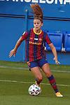 Liga IBERDROLA 2020-2021. Jornada: 12<br /> FC Barcelona vs Sevilla: 6-0.<br /> Lieke Martens.