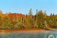 Landscape, Maine, ME, USA