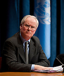 Sir Mark Lyall Grant, Permanent Representative of the United Kingdom