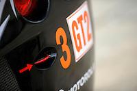 Detail: #3 (GT2) Corvette Racing ZR1, Jan Magnussen, Johnny O'Connell & Antonio Garcia
