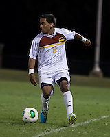 The Winthrop University Eagles lose 2-1 in a Big South contest against the Campbell University Camels.  C.J. Miller (5)