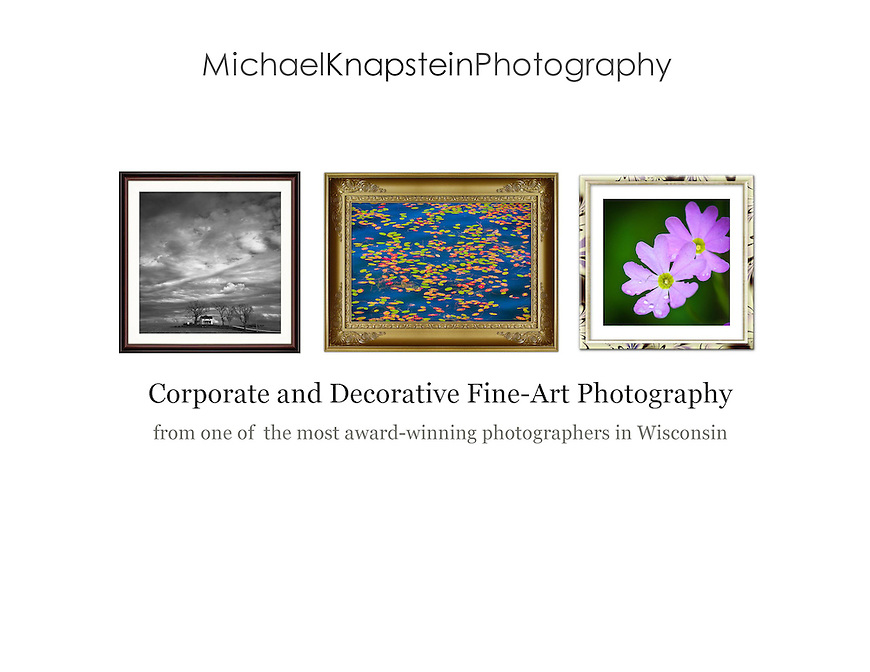 Healthcare and corporate art by international award winning photographer Michael Knapstein