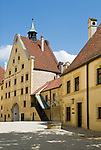 Deutschland, Bayern, Niederbayern, Landshut: Burg Trausnitz | Germany, Bavaria, Lower Bavaria, Landshut: Trausnitz Castle