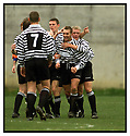 22nd Oct 99                          Copyright Pic : James Stewart .Ref :                           .File Name : stewart10-shire v queens park                        .SHIRE'S STEVEN LAIDLAW (2ND RIGHT) IS CONGRATULATED BY TEAM MATES AFTER OPENING THE SCORING........Payments to :-.James Stewart Photo Agency, Stewart House, Stewart Road, Falkirk. FK2 7AS      Vat Reg No. 607 6932 25.Office : +44 (0) 1324 630007        Mobile : 07721 416997.Fax     : +44 (0) 1324 630007.E-mail : jim@jspa.co.uk.If you require further information then contact Jim Stewart on any of the numbers above.........