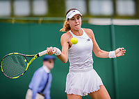 London, England, 4 th July, 2017, Tennis,  Wimbledon, Sorana Cirstea (ROU)<br /> Photo: Henk Koster/tennisimages.com
