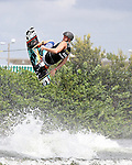 September 13, 2014:  Scenes from the WWA Wakeboard World Championships at Mills Pond Park in Fort Lauderdale, FL.   Men's  Professional Wakeboarder Danny Thollander USA. Liz Lamont/ESW/CSM