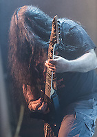 Vital Remains on the Barge to Hell 2012.