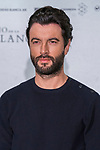 Actor Javier Rey attends the photocall of presentation of film 'El Silencio de la Ciudad Blanca' in Madrid. October 23, 2019 (Alterphotos/ Francis Gonzalez)