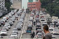 22.02.2019 - Trânsito em São Paulo