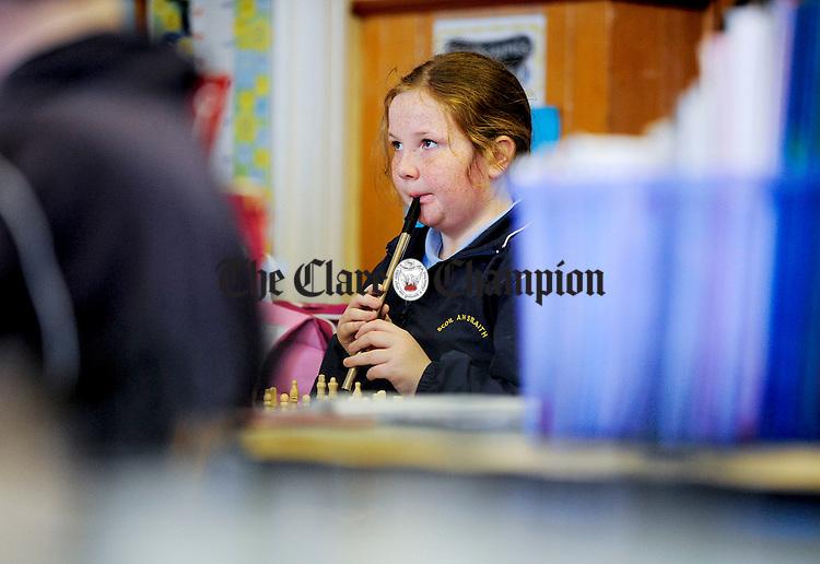 Erin Dyer Shragh National school,Tullabrack.Pic Arthur Ellis.