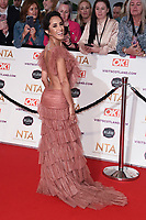 Janette Manrara<br /> arriving for the National Television Awards 2021, O2 Arena, London<br /> <br /> ©Ash Knotek  D3572  09/09/2021