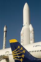 - ESA, European Space Agency, space carriers Ariane....- ESA, Agenzia Spaziale Europea, vettori spaziali Ariane