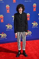 SANTA MONICA, USA. June 16, 2019: Finn Wolfhard at the 2019 MTV Movie & TV Awards at Barker Hangar, Santa Monica.<br /> Picture: Paul Smith/Featureflash