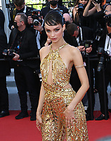CANNES, FRANCE. July 8, 2021: Luma Grothe at the Stillwater Premiere at the 74th Festival de Cannes.<br /> Picture: Paul Smith / Featureflash