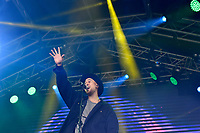 Tomorrow People performing at Jim Beam Homegrown, Wellington Waterfront, New Zealand on Saturday 7 April 2018.<br /> Photo by Jo Hawes. <br /> www.photowellington.photoshelter.com