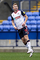 Bolton Wanderers' Eoin Doyle looks on <br /> <br /> Photographer Andrew Kearns/CameraSport<br /> <br /> The EFL Sky Bet League Two - Bolton Wanderers v Oldham Athletic - Saturday 17th October 2020 - University of Bolton Stadium - Bolton<br /> <br /> World Copyright © 2020 CameraSport. All rights reserved. 43 Linden Ave. Countesthorpe. Leicester. England. LE8 5PG - Tel: +44 (0) 116 277 4147 - admin@camerasport.com - www.camerasport.com