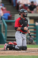 September 5, 2009: Jack Cawley of the Quad City River Bandits. The River Bandits are the Midwest League affiliate for the St. Louis Cardinals. Photo by: Chris Proctor/Four Seam Images