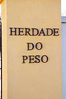 herdade do peso alentejo portugal