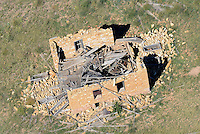 Ghost ranch ruins, southeastern Colorado.  Sept 2013. 84021