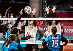 Katelyn Wright, Tokyo 2020 - Sitting Volleyball // Volleyball Assis.<br /> Canada takes on Japan in sitting volleyball // Le Canada affronte le Japon en volleyball assis. 09/01/2021.