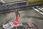#20: Christopher Bell, wins the CTECH Manufacturing 180 driving for Joe Gibbs Racing in the Toyota Supra for Ruud