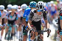 26th May 2021; Canazei, Trentino, Italy; Giro D Italia Cycling, Stage 17 Canazei to Sega Di Ala ; A cyclist from the Jumbo-Visma team TJV JUMBO-VISMA NED