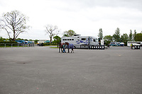 2012 IRL-Tattersalls International Horse Trial: Tuesday Arrival Day